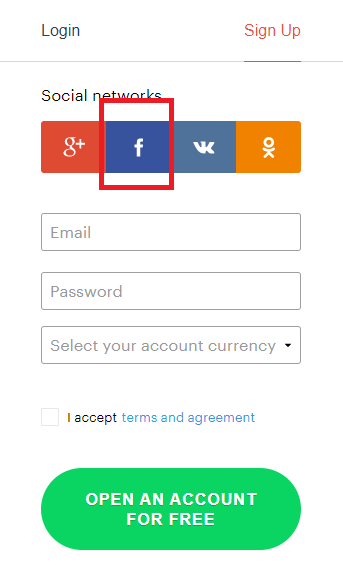 How to Open a Trading Account and Register at Binarium